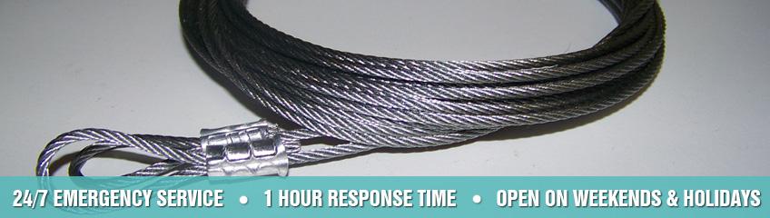 Merrick Garage Door Cables Cable Repair Replacement Garage